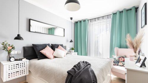 Apartament nr 1 z 1 sypialnią